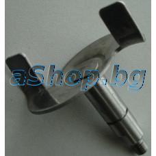 Привод(метален) за мотора на хлебопекарна ,Moulinex OW-200034/B7A